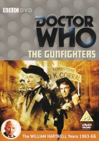 doctor who gunfighters dvd