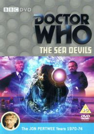 doctor who sea devils dvd