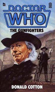 Doctor Who The Gunfighters Target Book